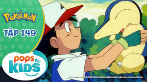 S3] Pokémon Tập 149 - Airmd vs Hinoarashi! Đôi Cánh Thép -Hoạt ...