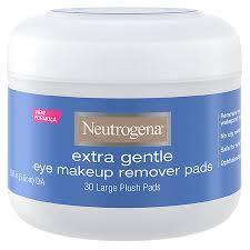 neutrogena extra gentle eye makeup