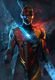 flash zoom and reverse flash