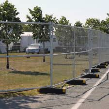 Temporary Fencing Rental In Toledo Oh Barricade Rental