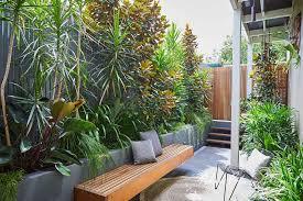 balcony courtyard gardens