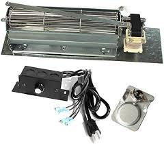 hyco fk24 fireplace blower fan kit for