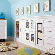 18 Ways To Store More In Your Child S Bedroom With Cabinets Better Homes Gardens
