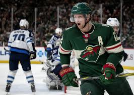 Eric Staal doesn't have time to stress over Josh Morrissey's cross ...
