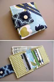 modest maven bi fold wallet tutorial