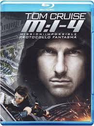 Amazon.com: Mission: impossible - Protocollo fantasma [Blu-ray ...