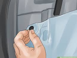 how to replace a power window motor