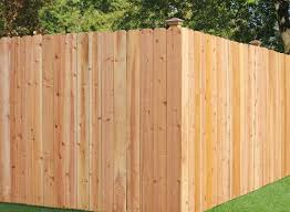 6 X 8 Treated Privacy Fence Panel Wood Privacy Fence Cedar Wood Fence Dog Ear Fence