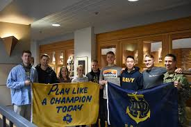 Congratulations to Michael Doherty,... - Notre Dame Naval ROTC   Facebook