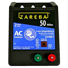 Zareba Eac50m Z Ac Powered Low Impedence 50 Mile Range Charger Buy Products Online With Ubuy Nigeria In Affordable Prices B0079gh4zw