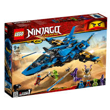 70668 LEGO Ninjago Jay's Storm Fighter 490 Pieces Age 9+ New ...
