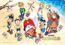 Doraemon: Nobita Và Đảo Giấu Vàng – chứng minh thương hiệu chú mèo ...