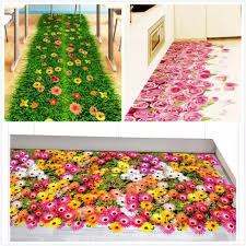 3d Colorful Flower Wall Sticker Grass Butterfly Clover Skirting Line Flora Floor Diy Home Decal Furniture Kitchen Wedding Mural Wallpaper Decals Stickers Wallpaper Sticker From Qwonly Shop 3 56 Dhgate Com