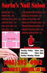 hamilton nail salon gift cards giftly