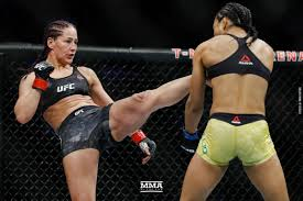 UFC 245 results: Jessica Eye rebounds with unanimous decision over Viviane  Araujo - MMA Fighting