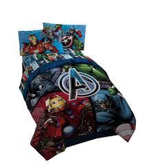 avengers assemble comforter twin full