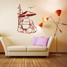 Happy Buddha Wall Decal Style And Apply