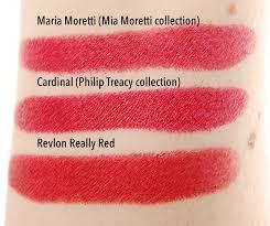 maria moretti lified creme lipstick