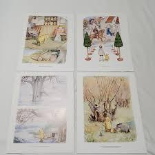 Classic Pooh Wall Art Art Prints 10x13 8 Total Poshmark