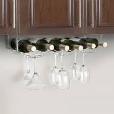 bottle wine glass rack final touch