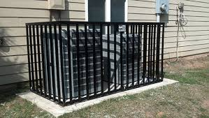 Residential Hvac Security Cages For Ac Units Cageitup
