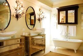 the beauty of oval bathroom mirrors