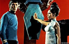 Star Trek Spock bride Arlene Martel dies at 78 - BBC News