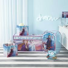 Deals Coupons Disney Frozen 2 Kids Anna And Elsa Whole Room Solution Toy Storage Set Walmart Exclusive 1 Trunk 1 Hamper 2 Pack Storage Cubes
