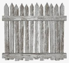 Picket Fence Rustic Wooden Fence Png Free Transparent Clipart Clipartkey