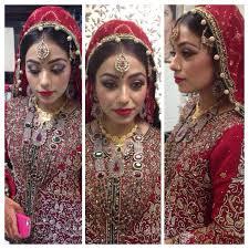 indian bridal makeup east london