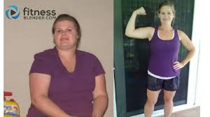 fitness blender before and after