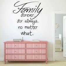 Family Wall Decals Family Vinyl Decor Wall Decal Customvinyldecor Com