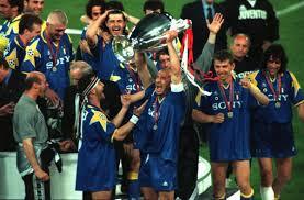 Del Piero ricorda la Champions del 1996