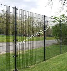 Double Wire Fence Anping County Hua Guang Wire Mesh Production Co Ltd