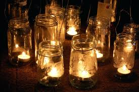 candles hanging glass candle lantern