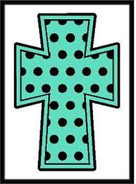 Polka Dot Cross Decal Jodi S Accessories