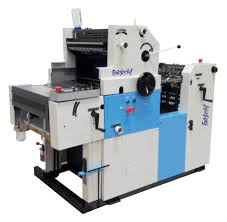 bag making machine and bag printing