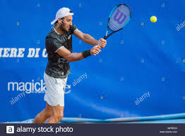 STEFANO TRAVAGLIA during Atp Challenger Como 2019, Como, Italy, 30 Aug  2019, Tennis Tennis Internationals Stock Photo - Alamy