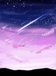 خلفية قرنفلية خلفية جميلة سماء خلفية خلفية سماء الليل خلفية