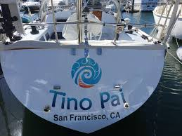 Boat Lettering Wraps And Installation In Alameda Ca