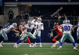 Mike White Adam Redmond Dallas Cowboys center Editorial Stock ...