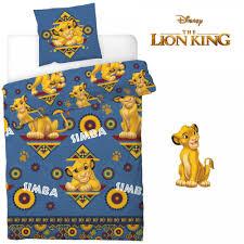 disney lion king simba printed