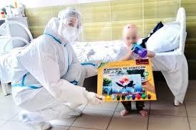 Петербургские врачи раскрыли секрет, как лечат детей от коронавируса