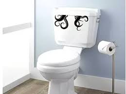 17 Fun Toilet Decals An Easy Way To Decorate Your Toilet Bargain Bathroom