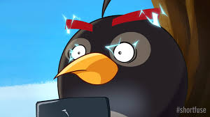 The Bomb Bird is back in latest Angry Birds update   iPhone & iPad Game  Reviews