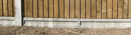 How To Install Concrete Fence Posts Gravel Boards Avs Fencing Supplies