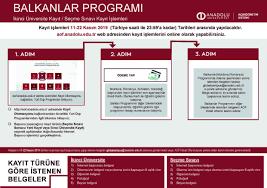 Balkanlar Programı