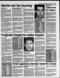 St. Cloud Times from Saint Cloud, Minnesota on December 23, 1989 · Page 25