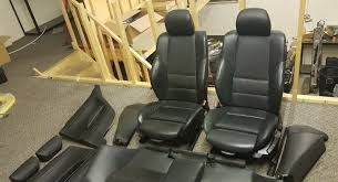 bmw e46 leather seats in alloa