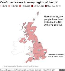 Coronavirus: UK virus cases rise again ...